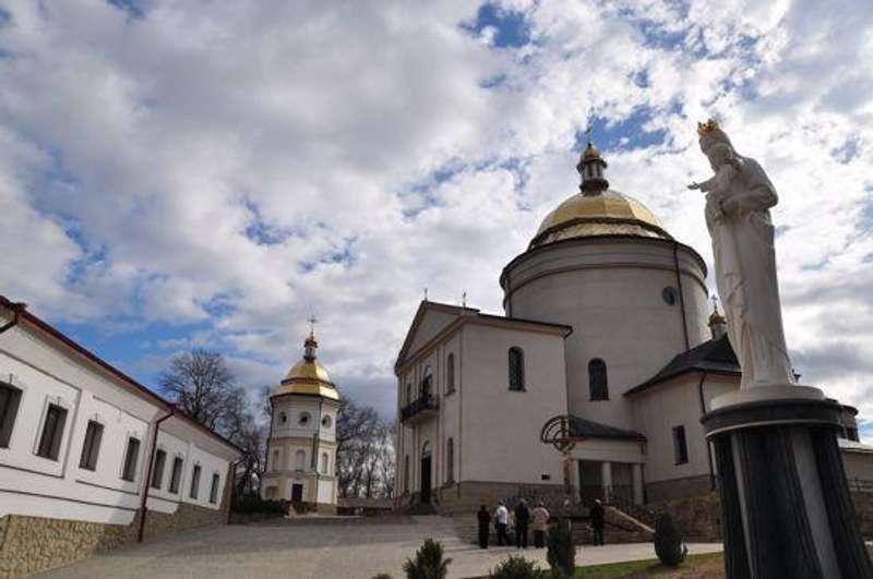 Гошевский монастырь / catholicnews.org.ua