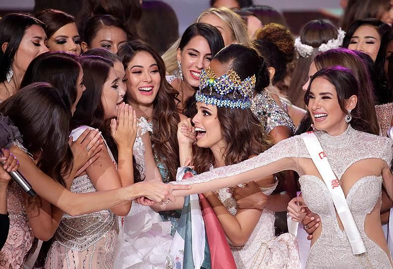 "Конкурс ""Мисс Мира 2014"" / фото Jason Lee / REUTERS"