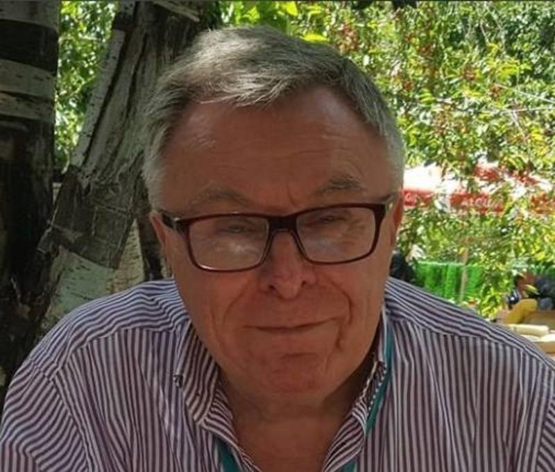 Трагически погиб ученый, общественный деятель, патриот Украины и светлый человек / facebook/volodymyr.genyk