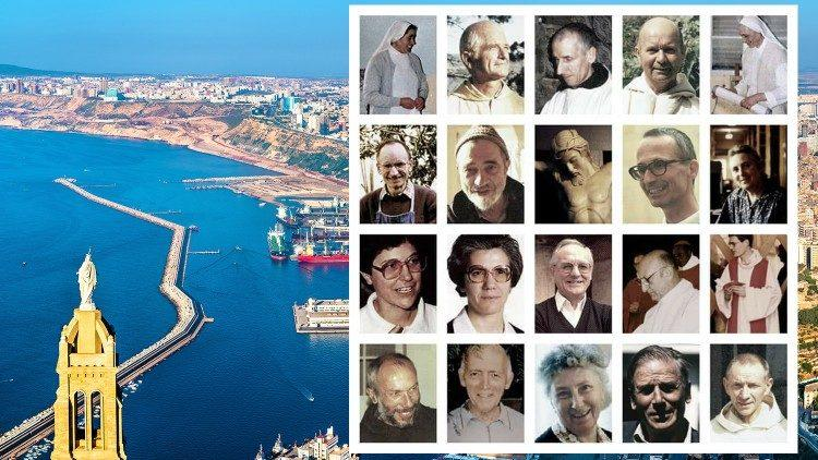19 блаженных алжирских мучеников / vaticannews.va