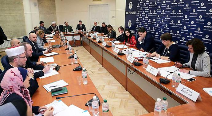 У Міністерстві внутрішніх справ відбулася міжвідомча координаційна нарада / Фото: Andrei Novitsky (dmsu.gov.ua)