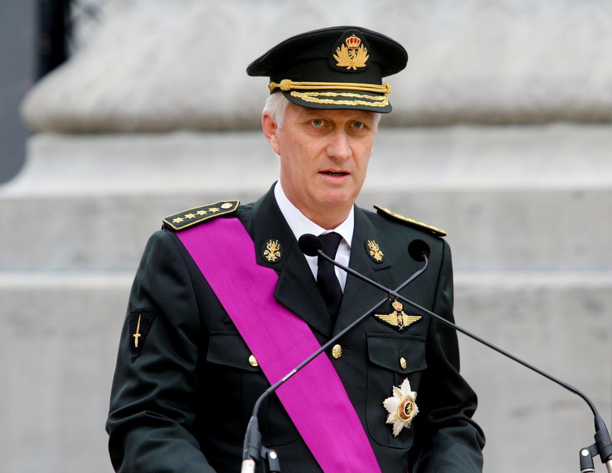 Король Бельгии Филипп /REUTERS