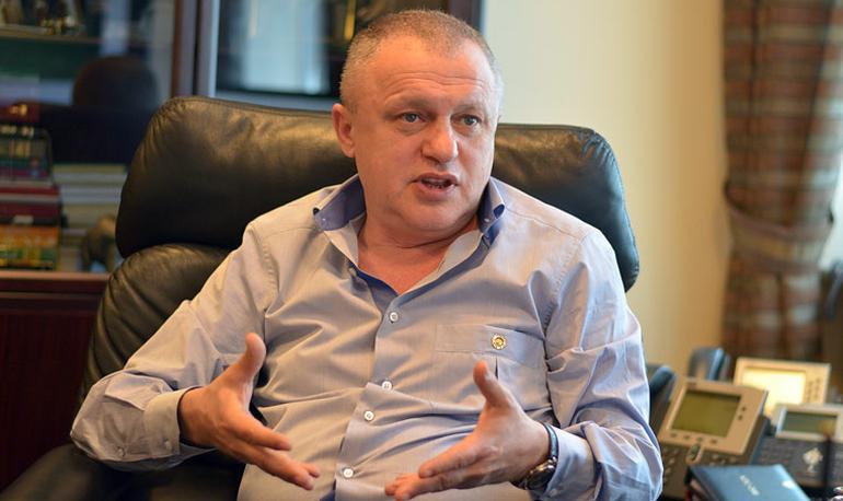 Игорь Суркис готов к критике / фото: dynamo.kiev.ua
