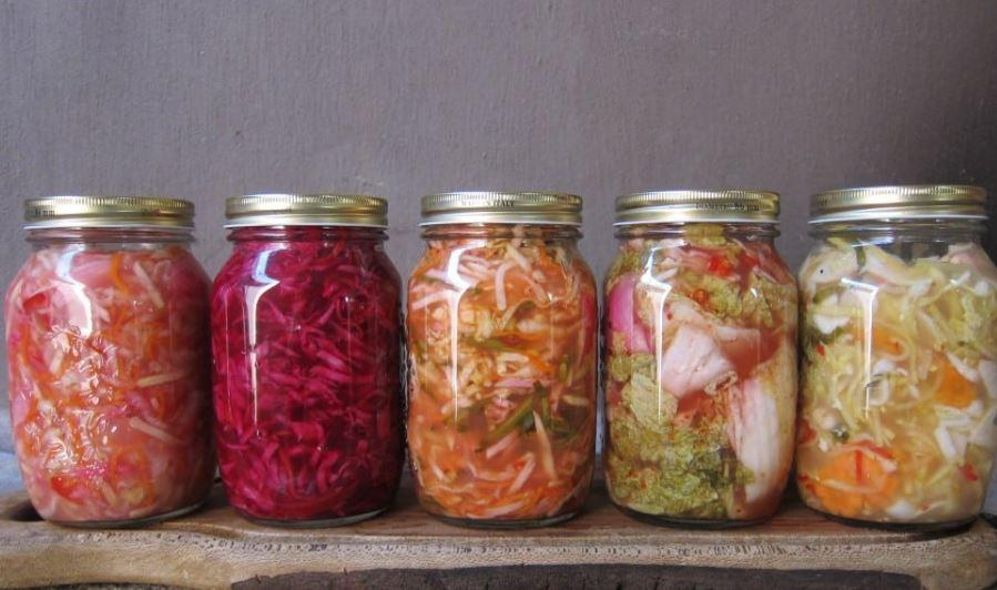 Супрун розповіла про користь квашених овочів / фото facebook.com/ulanasuprun