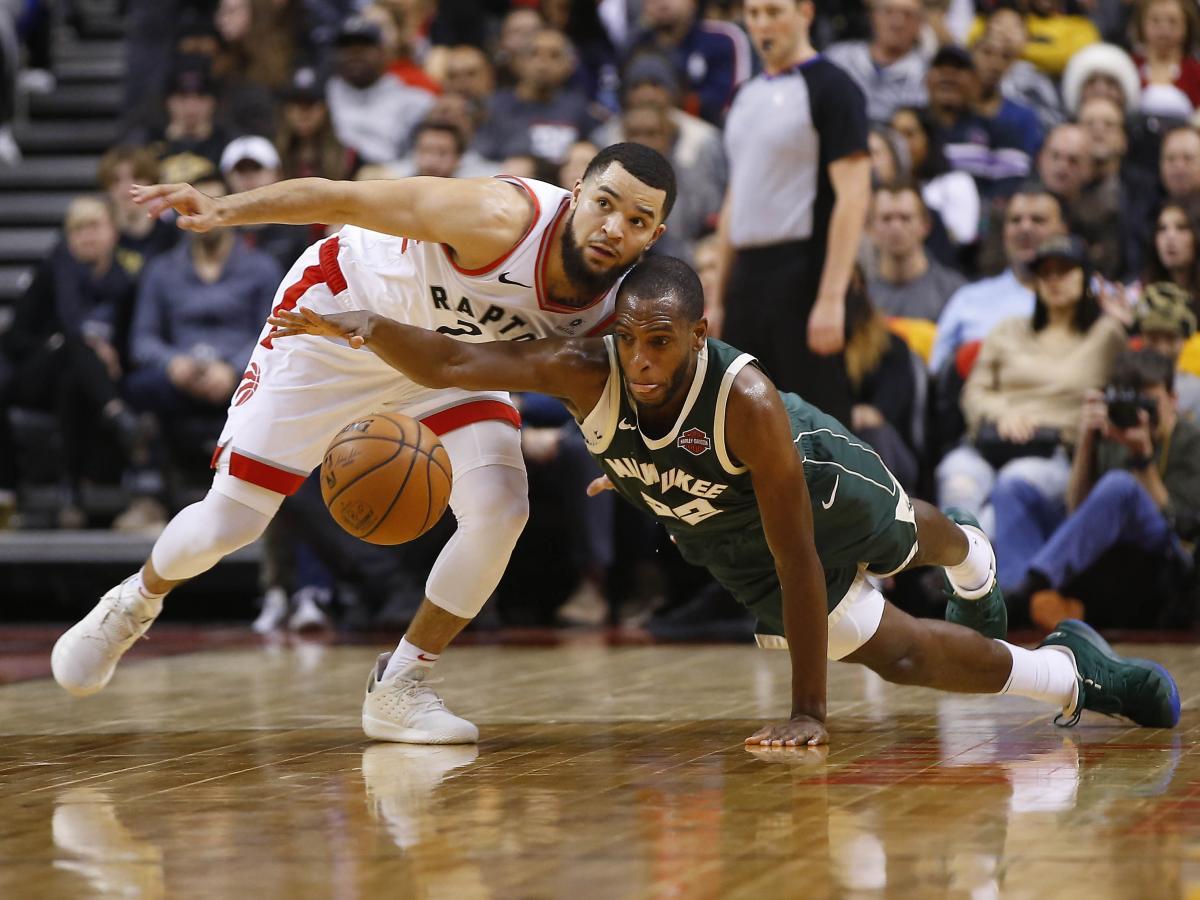Торонто - Милуоки / REUTERS