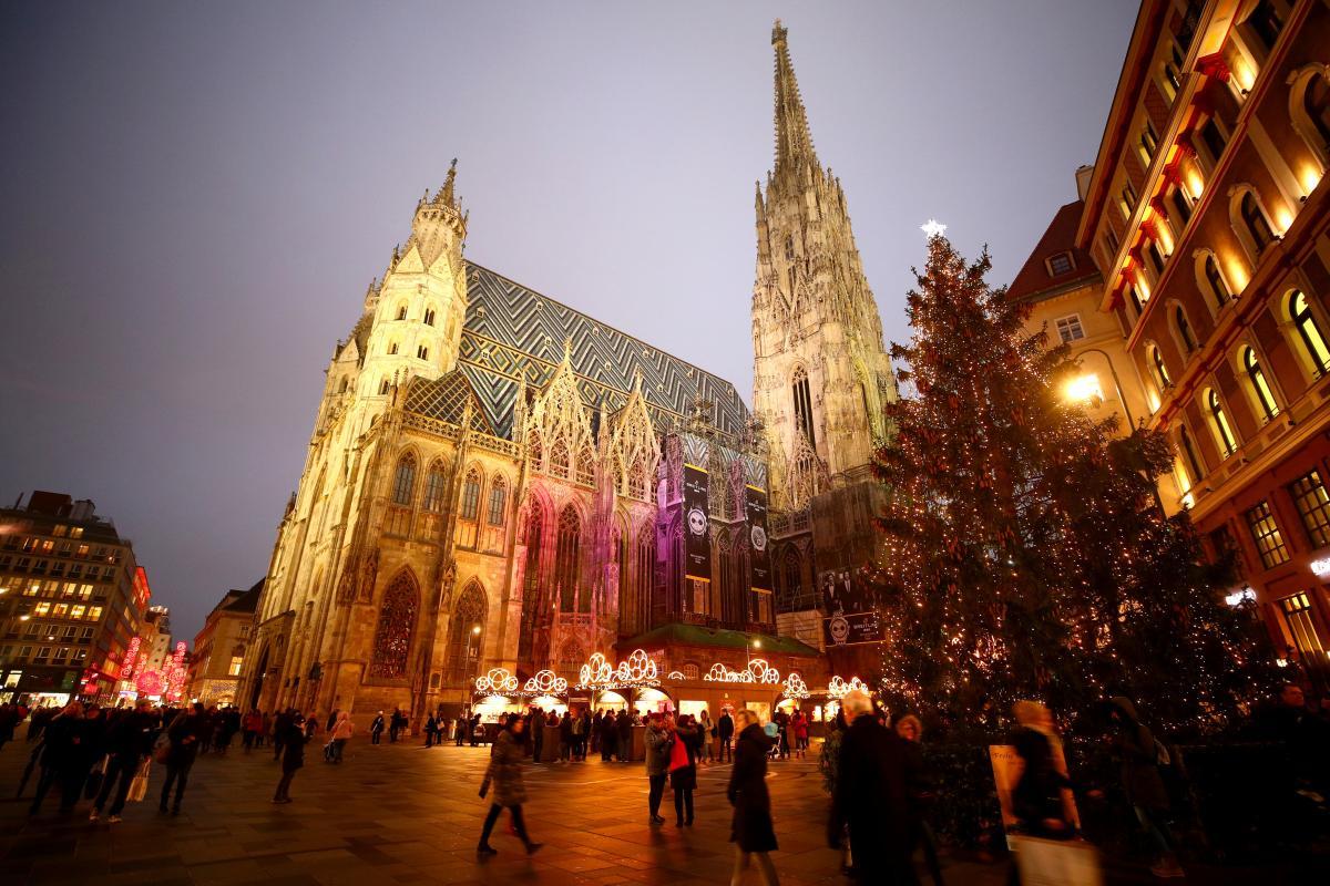 Венская ярмарка одна из лучших в Европе / Фото REUTERS