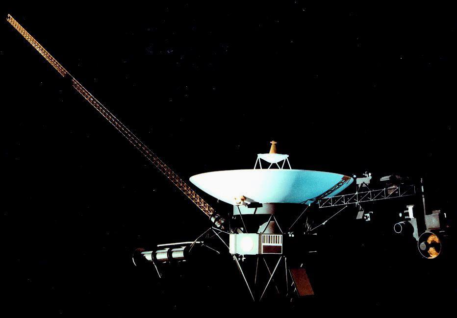 Voyager 2 больше не в Солнечной системе, но все равно отправляет данные / wikipedia.org