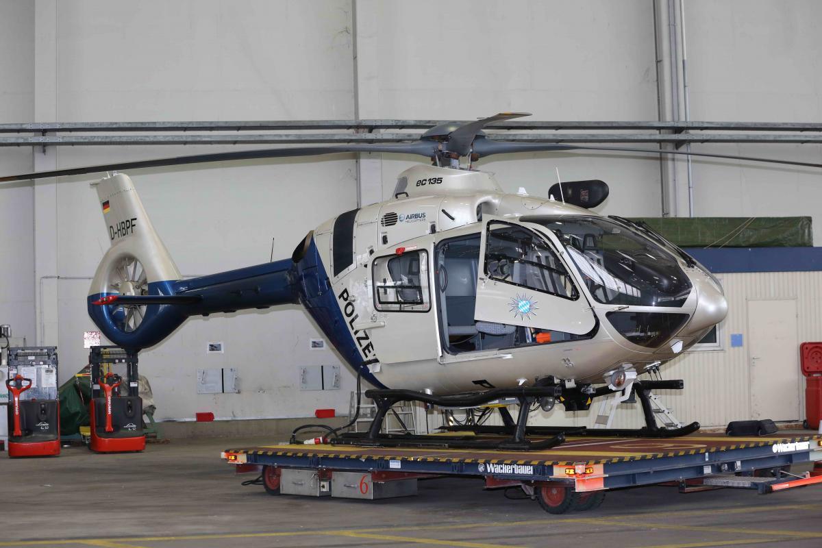 В рамках контракту з французьким урядом буде закуплено 55 вертольотів Airbus / фото mvs.gov.ua