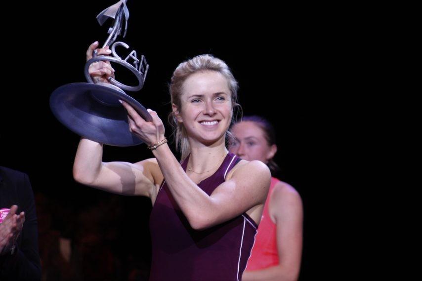 Еліна Світоліна другий рік поспіль перемогла на турнірі у Кані / Léa Quinio/Sport à Caen