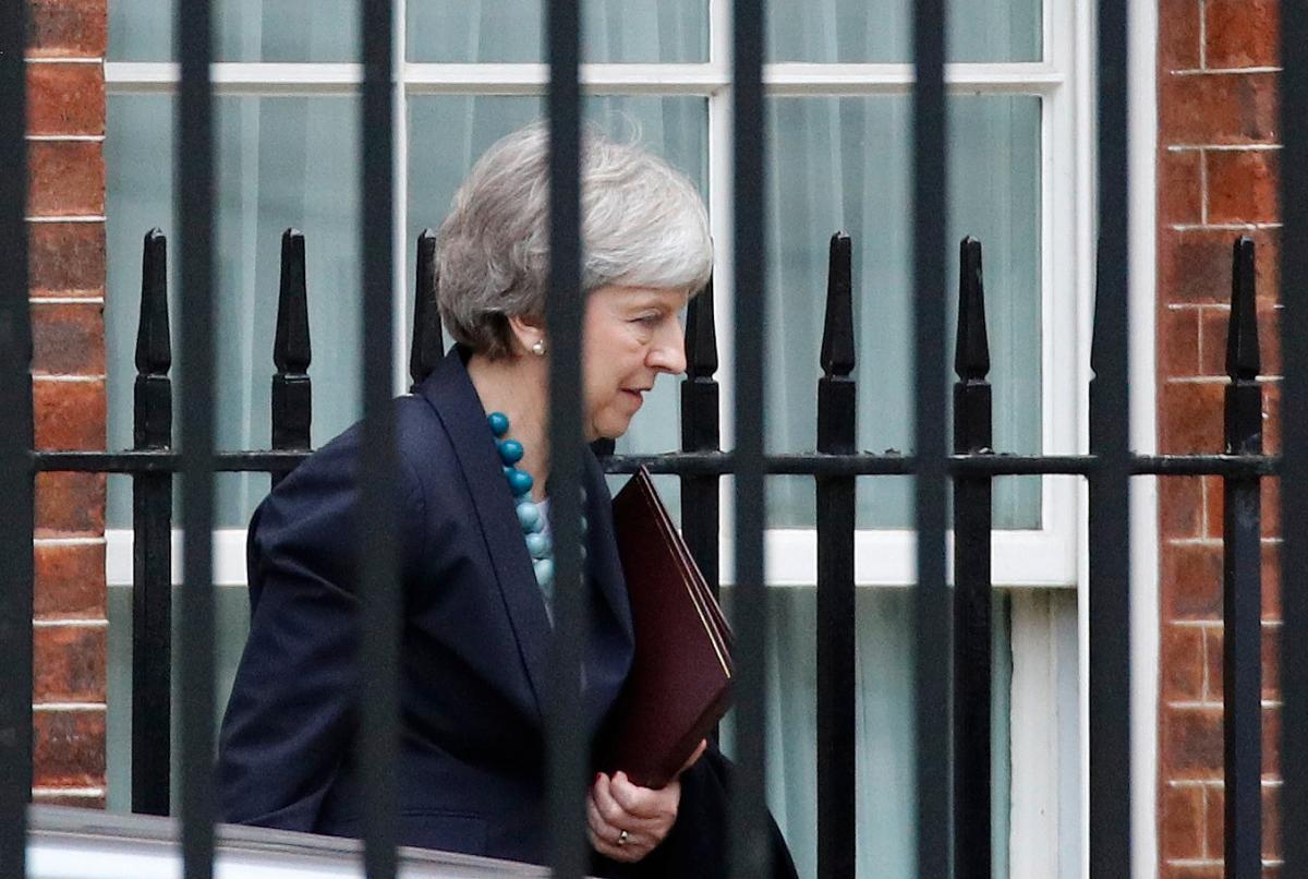 Премьер-министр БританииТереза Мэй \ REUTERS