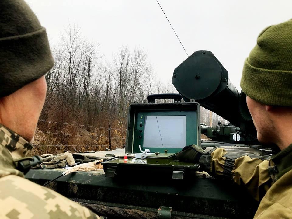Продолжаются мероприятия боевой подготовки морских пехотинцев \ facebook.com/navy.mil.gov.ua