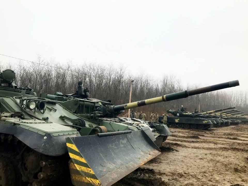 В СНБО намерены создать надежную систему территориальной обороны / фото facebook.com/navy.mil.gov.ua