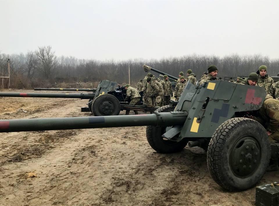 За год было отремонтировано 507 единиц вооружения и военной техники / фото facebook.com/navy.mil.gov.ua