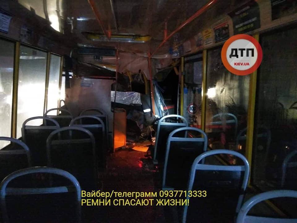 В результаті ДТП загинула людина \ \ ДТП Kiev.UA