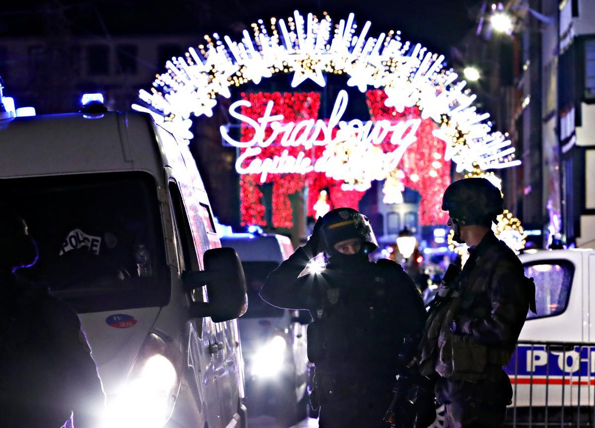 Чоловік, який влаштував стрілянину у Страсбурзі, був засуджений 27 разів