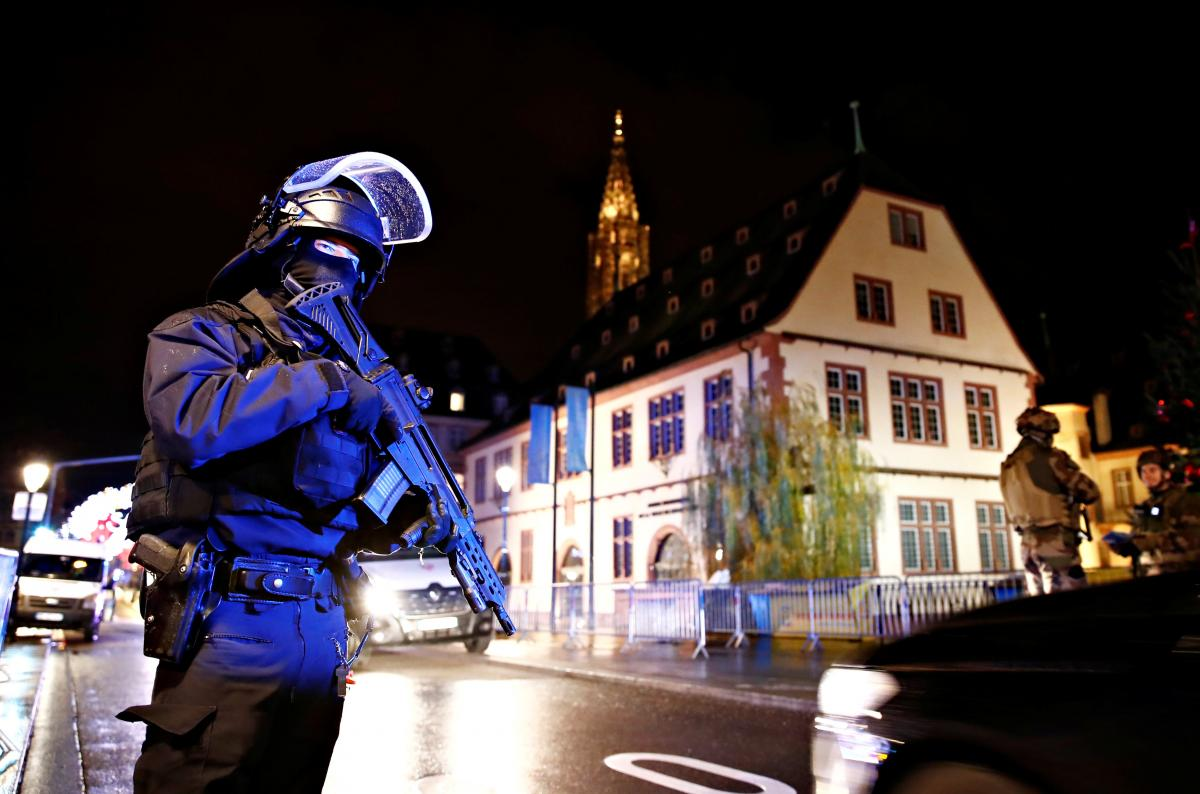 Страсбург / REUTERS