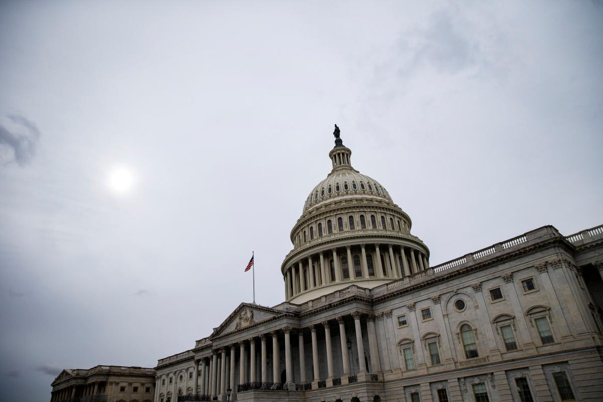 Палата представителей США поддержала увеличение помощи Украине на 2022 год / фото REUTERS