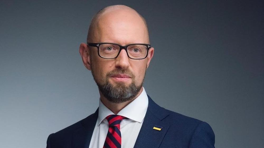 Яценюк заявил об отсутствии у него иностранных счетов и компаний / nfront.org.ua