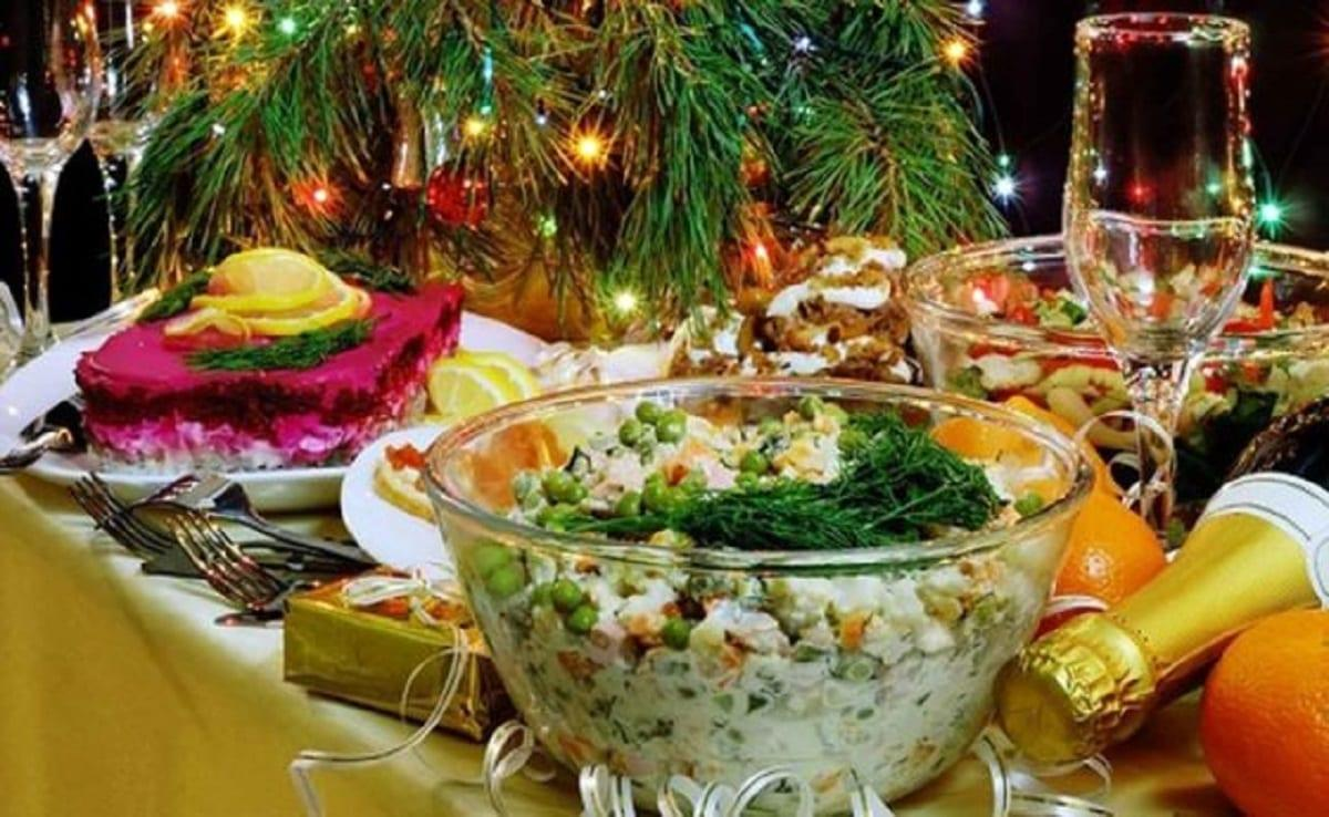 Лучшие рецепты для новогоднего стола