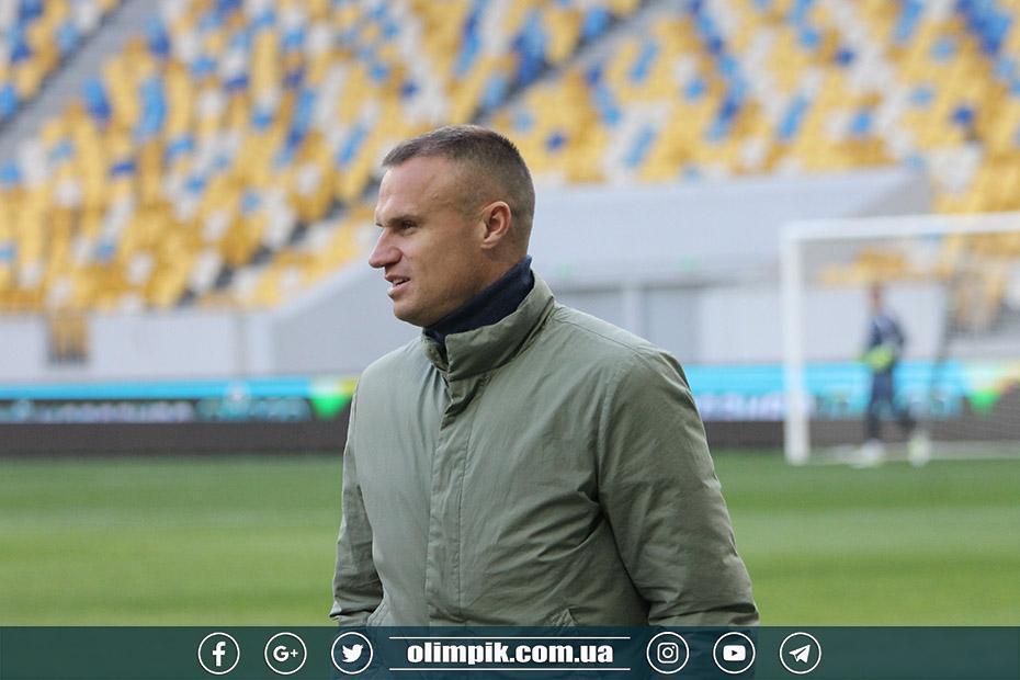 Шевчук признает, чтоне смог выполнить задание на первую часть сезона - попасть в шестерку сильнейших команд УПЛ / olimpik.com.ua