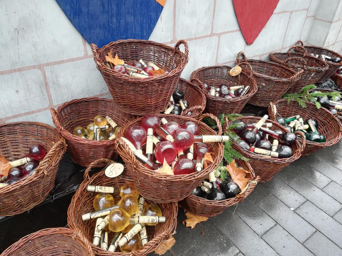 Сувенирные настойки (Бохум) / Фото Марина Григоренко