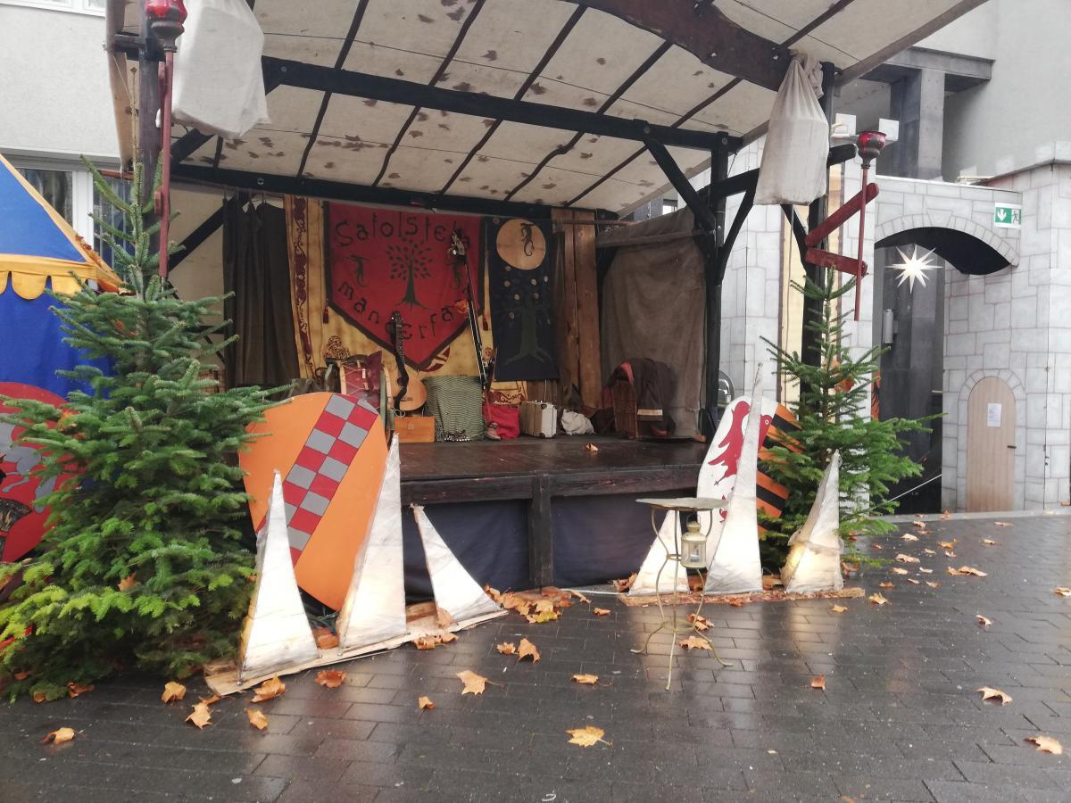 Средневековая ярмарка в Бохуме / Фото Марина Григоренко