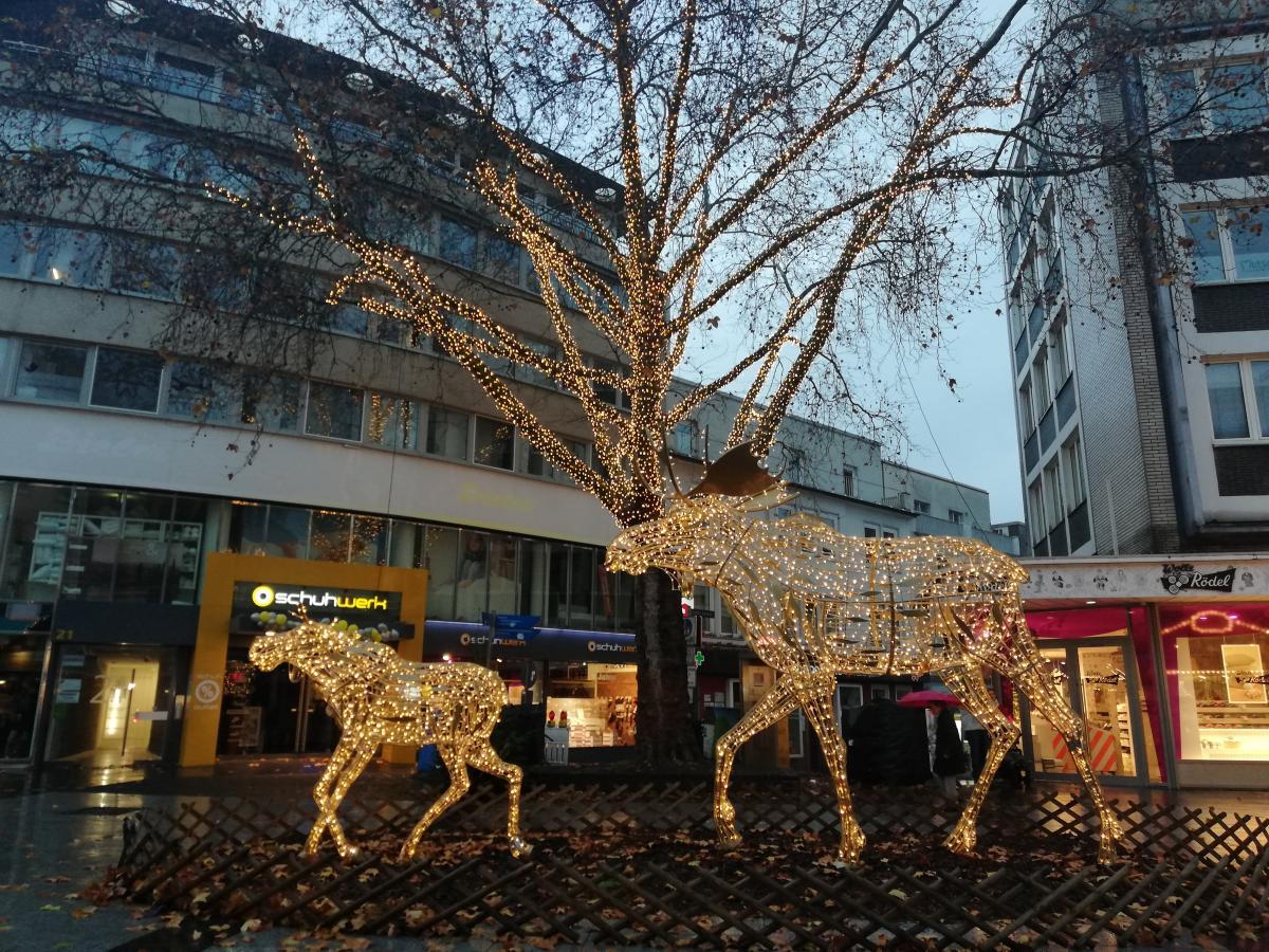 Рождественский Бохум / Фото Марина Григоренко