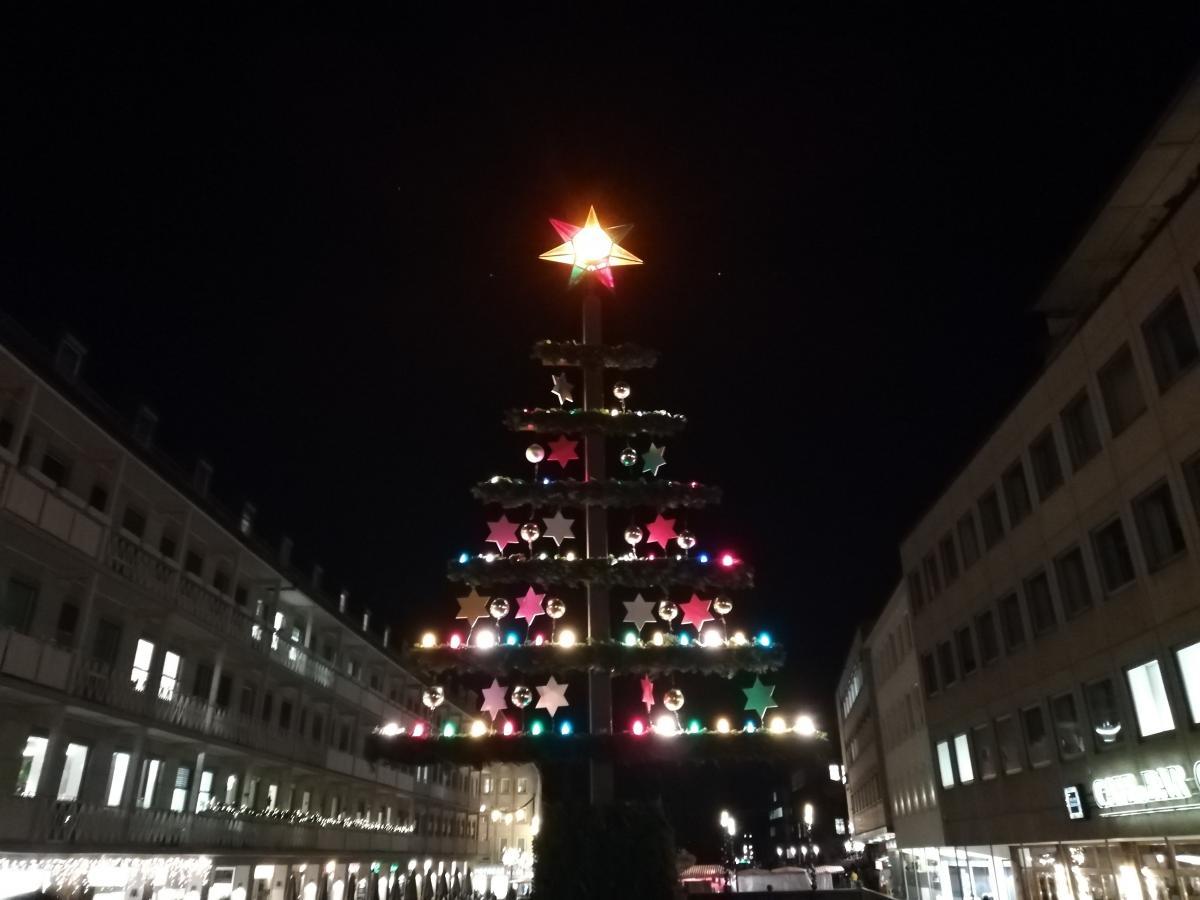 Украшения к Рождеству в Нюрнберге / Фото Марина Григоренко