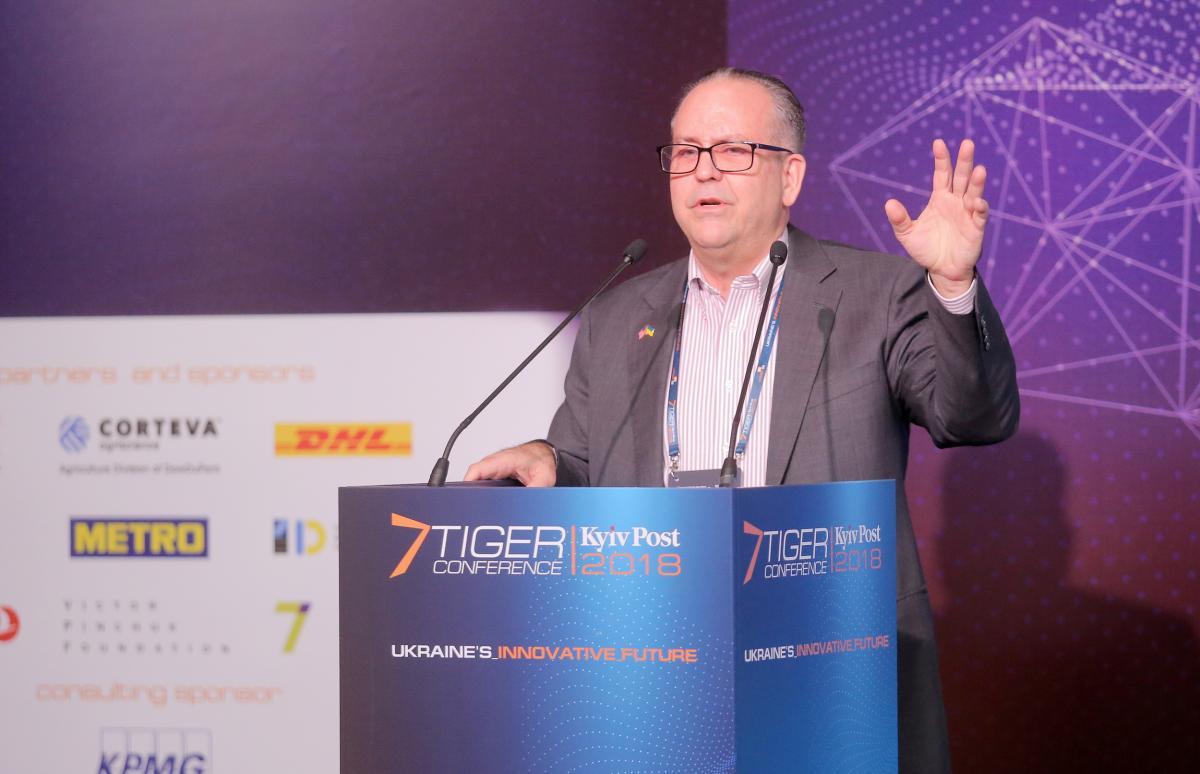 Брайан Боннер, головний редактор KyivPost