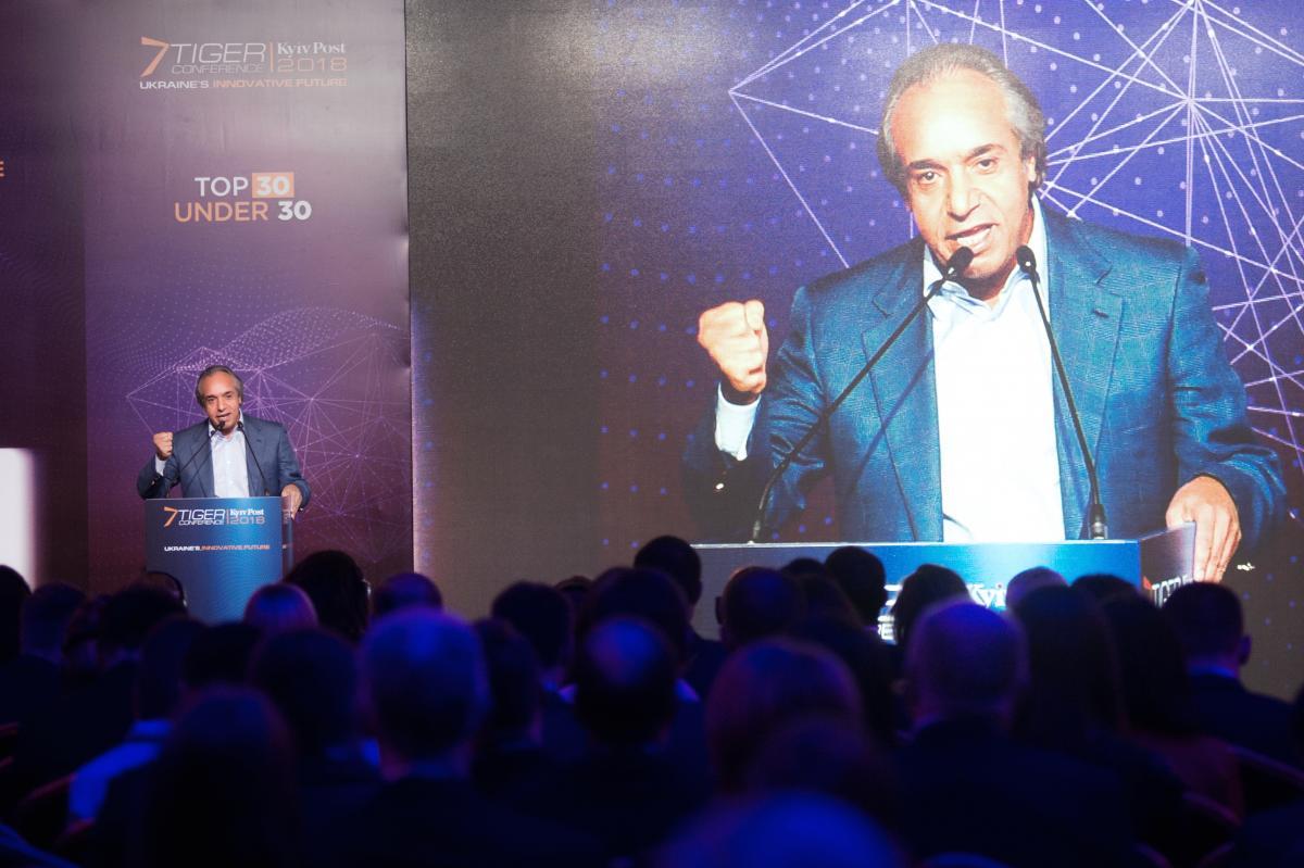 Аднан Ківан, бізнесмен, меценат, власник KyivPost