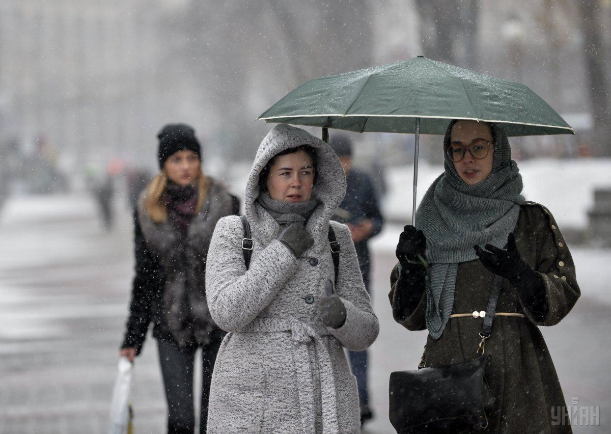 На українців чекає тепла зима / Фото УНІАН