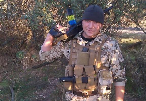 Президент посмертно присвоїв звання Героя України учаснику АТО Андрію Конопльову