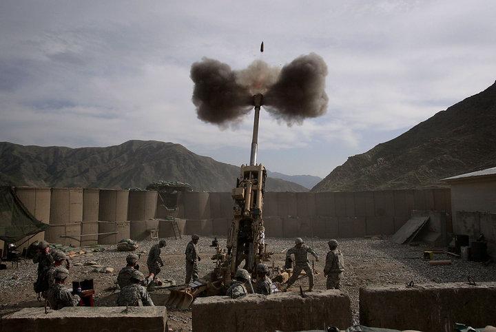 США занимаются модернизацией гаубиц M777 / Flickr/BEAT ST
