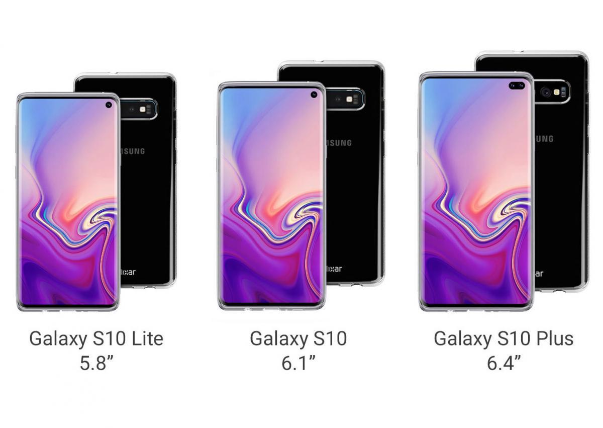 Найдоступніша модель Galaxy S10 Lite коштуватиме $845 / фото itc.ua