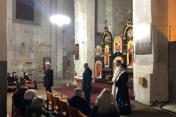 Мероприятие в Вильнюсе / news.ugcc.ua