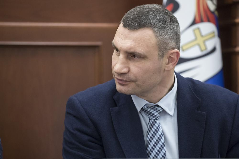 Віталій Кличко ще раз пояснив, навіщо VIP-палати у лікарнях / Фото kiev.klichko.org