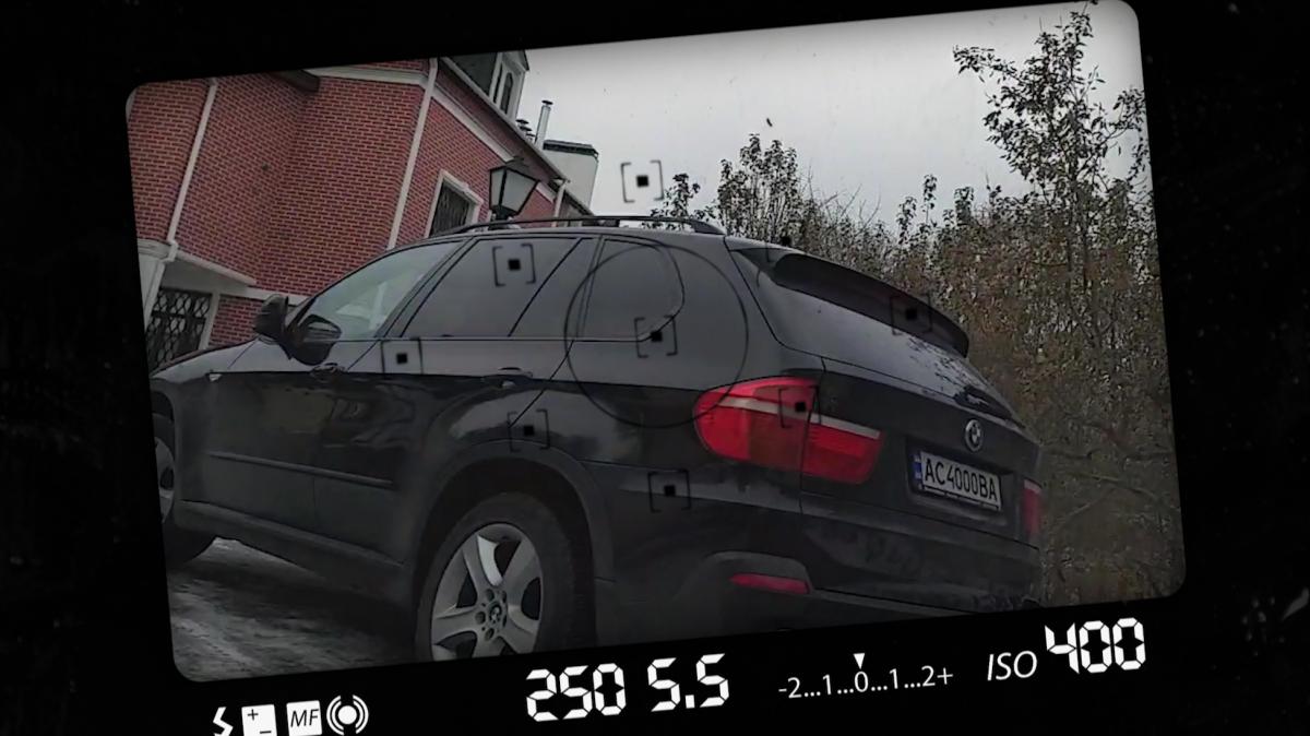 «Скромні» монаші автівки. BMW x6