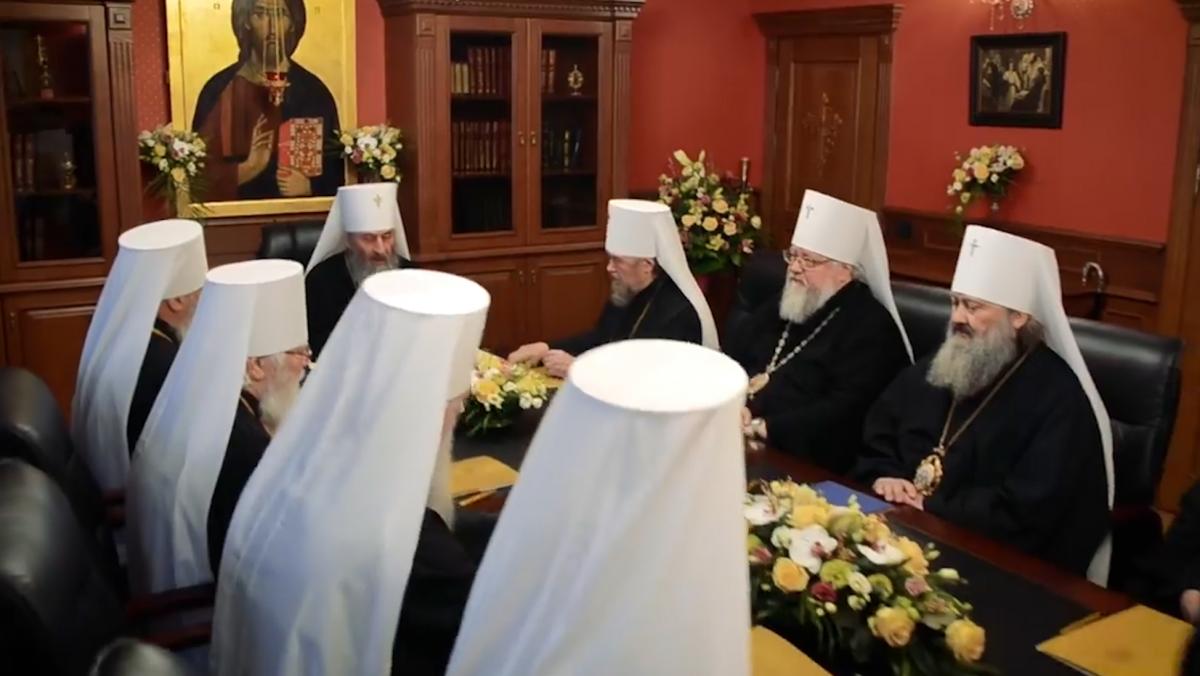 Священний синод Московського патріархату