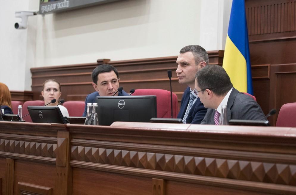 Кличко: из года в год смета Киева увеличивается / фото kiev.klichko.org