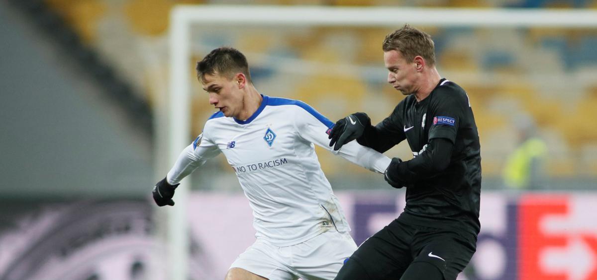 Динамо програло Яблонецу в заключному матчі групи Ліги Європи / Reuters