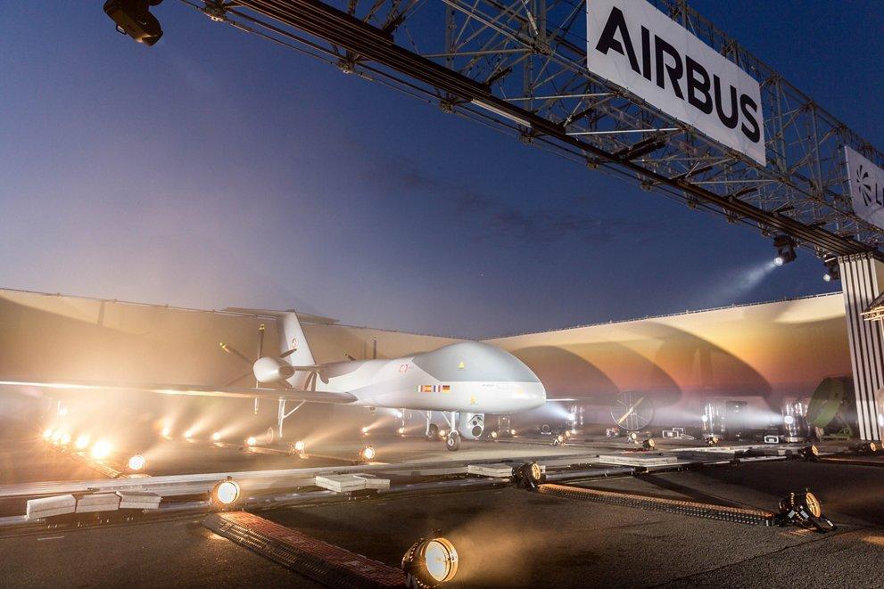 Європейські компанії зможуть приступити до детального опрацювання свого проекту ударного безпілотника / airbus.com