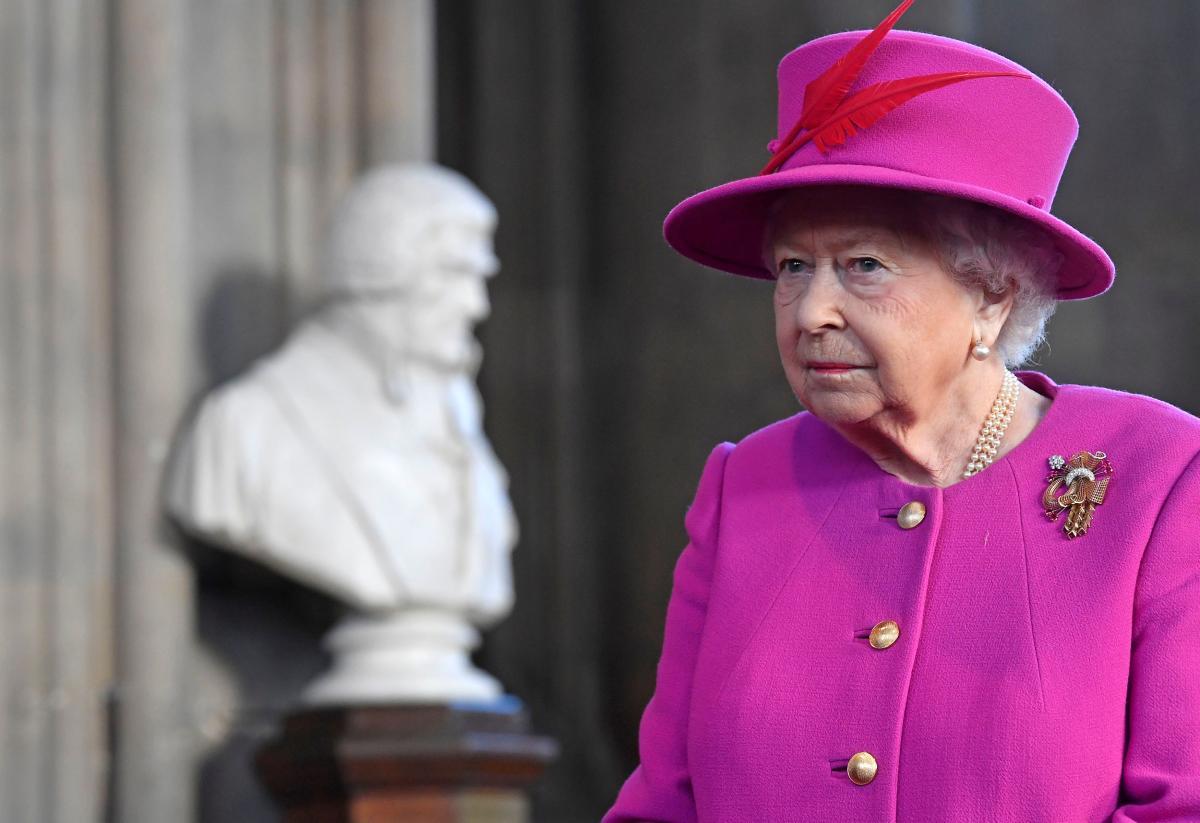 Королева Елизавета ІІ / фото REUTERS