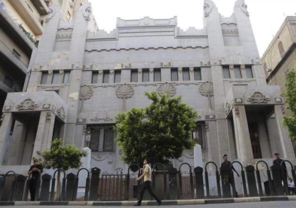 Синагога в Каире / stmegi.com