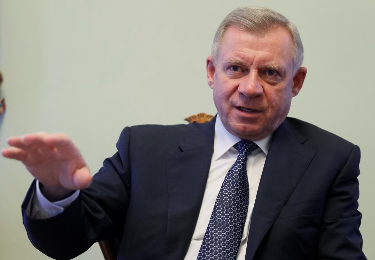 Yakiv Smolii / REUTERS