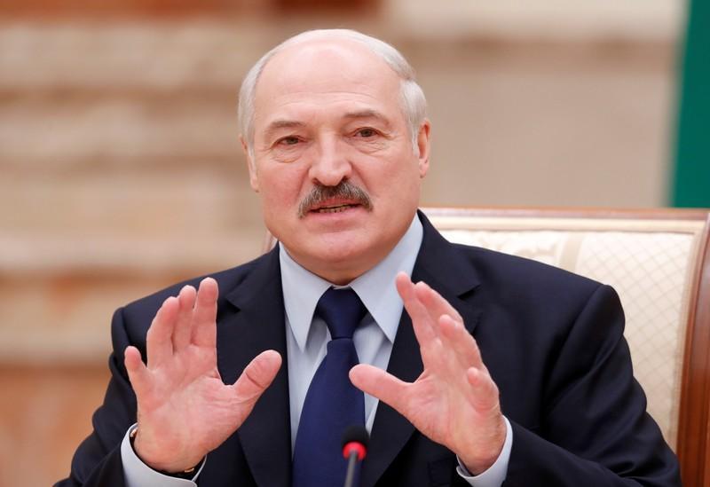 President Lukashenko / REUTERS