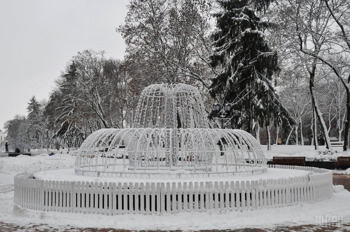Похолодание в Украину придет 7-9 февраля / УНИАН
