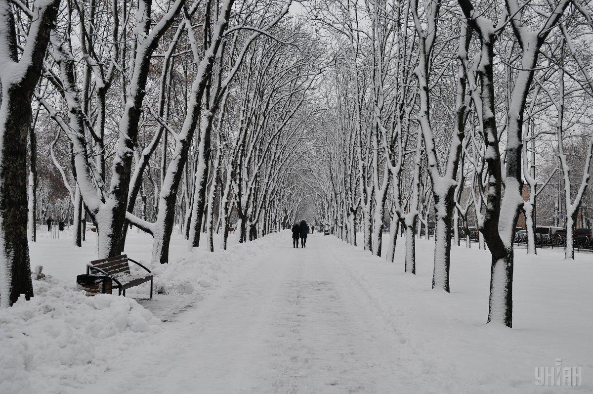 Сегодня в Украине будет холодно / УНИАН