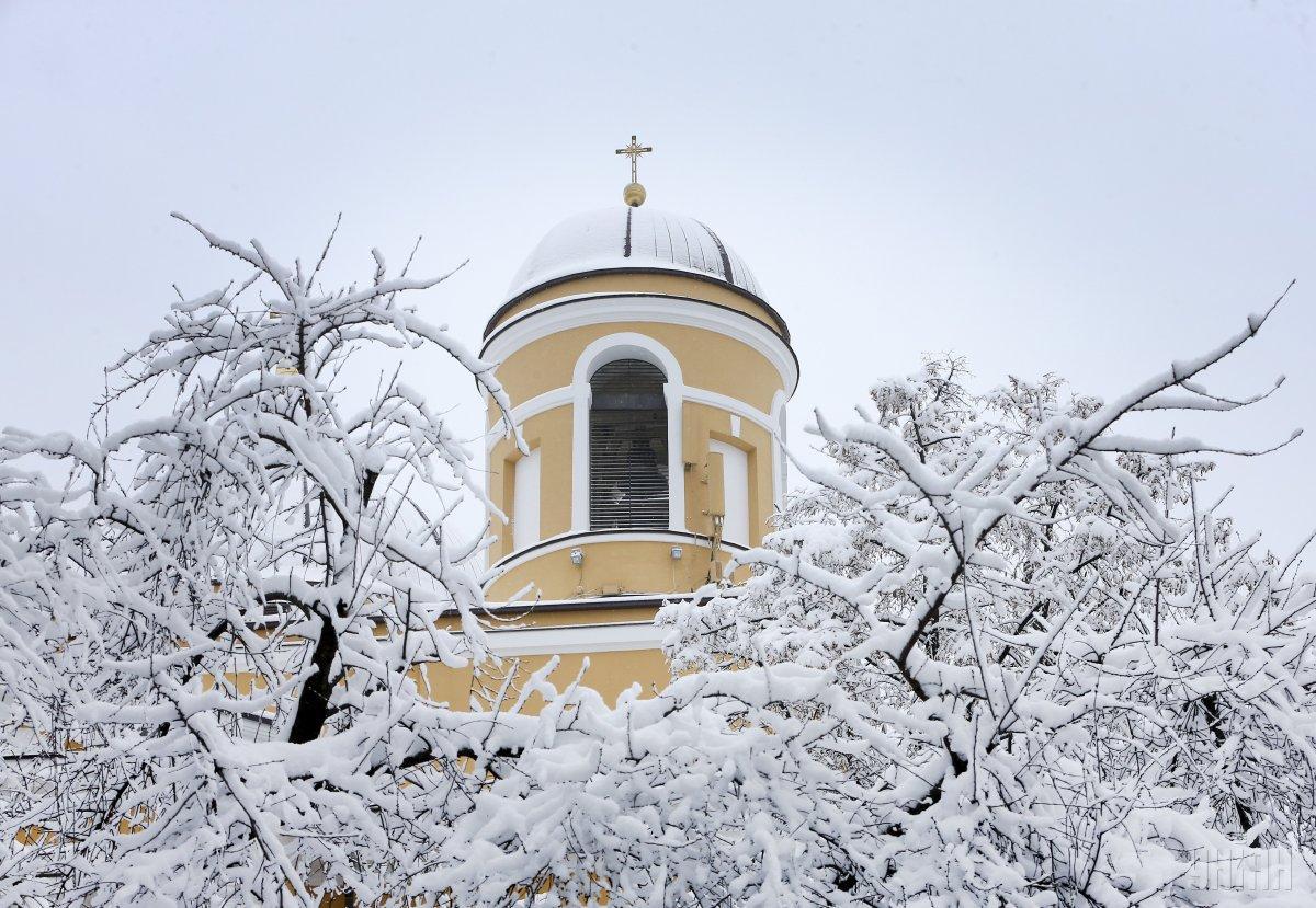 Останні зимові морози в народі називають стрітенськими / УНІАН