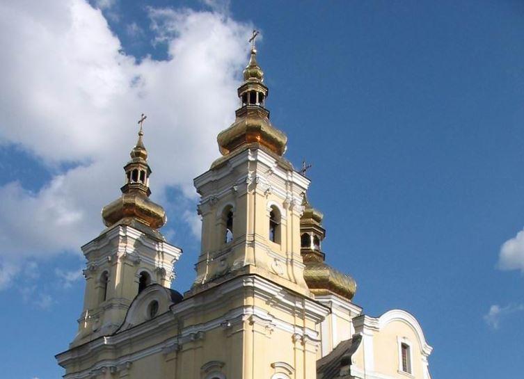 В Винницкой епархии УПЦ МП опровергли захват собора неизвестными / Википедия