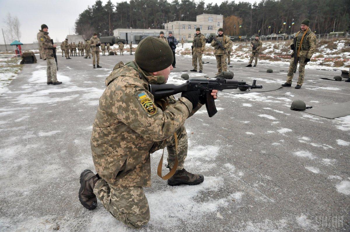 Военные примут участие в 20 учениях за рубежом \ фото УНИАН